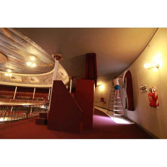 El Teatro Municipal Coliseo Podestá se prepara para la temporada 2021