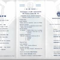 80º Aniversario Teatro Colón