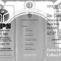 Con-Cierto Mimo (Ciclo de Teatro)