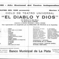 """""""El diablo y dios"""""""