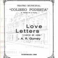 """""""Love letters"""""""
