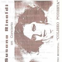 """""""Susana Rinaldi en concierto"""""""