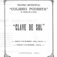 """""""Clave de Sol"""""""