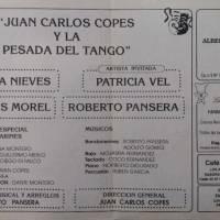 """Juan Carlos Copes y La Pesada del Tango"""