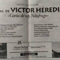 """""""Cantar de un Naufrago"""