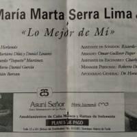 Maria Martha Serra  Lima