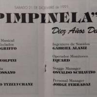 """""""Pimpinela - 10 años despues"""""""