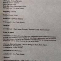 XXII Recital Danzas Clasica y Españolas