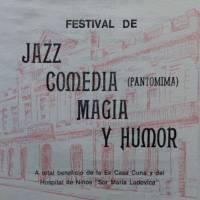 Festival a beneficio de las Cooperadoras Excasa Cuna-Hospital de Niños