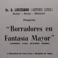 """""""Borradores en Fantasia Mayor"""""""