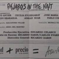 """""""Pajaros in the nait"""""""