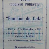 Función de Gala: Ballet Brandsen