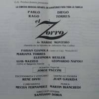 """El Zorro"""