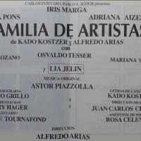 """""""Familia de artistas"""""""