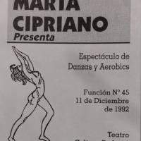 Espectaculo de Danzas y Aerobic