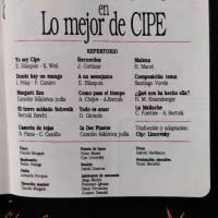 """""""Lo mejor de Cipe"""""""