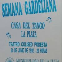 Homenaje a Carlos  Gardel
