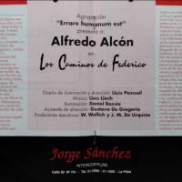 """""""Los caminos de Federico"""""""