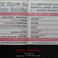 """""""El Show de Silvio Soldan"""""""