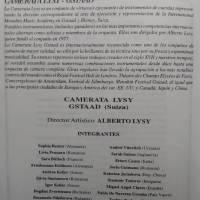 """""""Camerata Lysy"""""""