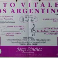 """""""Lito Vitale y los argentinos"""""""