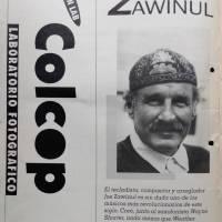 Joe Zawinul Trilock Gurtu