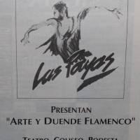 Las Payas - Arte Flamenco