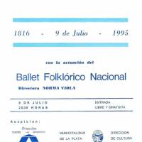 Función de Gala - 9/7/1995