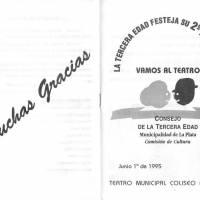 2º Aniversario del Consejo de la Tercera Edad
