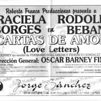 """""""Cartas de amor"""""""