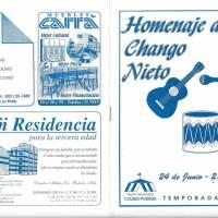 """""""Homenaje al Chango Nieto"""""""