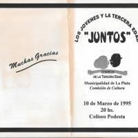 """""""Juntos """" - Los Jovenes y la Tercera Edad"""