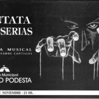 """""""Cantata de las Miserias"""""""