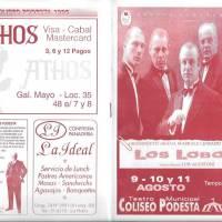 """""""Los lobos"""""""