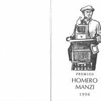 """""""Premios Homero Manzi"""""""