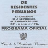 175° aniversario Independencia del Perú
