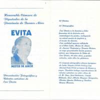 "Premios ""Eva Peron"""