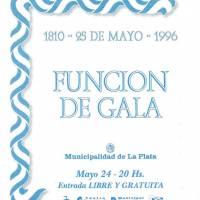 """""""Función de Gala - 25 de mayo"""""""