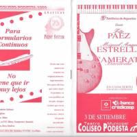 """En concierto por musica esperanza"""""""