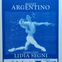 """Hernan Cornejo-Ballet Argentino"""