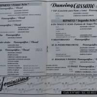 """""""Cassano dancing"""""""