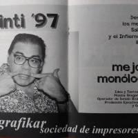Pinti 97 - sus mejores monologos