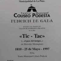 Tic - tac (…el oaso del tiempo)