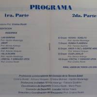 2º Encuentro Platense de Gimnasia 3º Edad