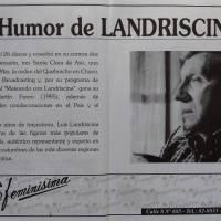 El Humor de Landriscina