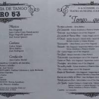 """""""Tango que mas"""""""