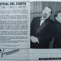 Festival del Chiste