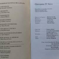 Giovanna D`Arco