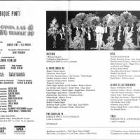 Pinti canta las 40 - Y el Maipo cumple 90