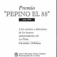 Premios Pepino El 88
